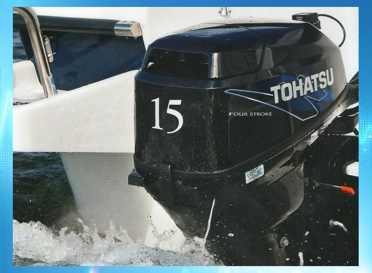 лодочный мотор тохатсу mfs20c s