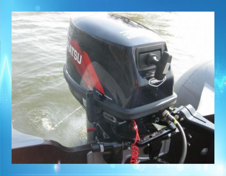 расконсервация лодочных моторов