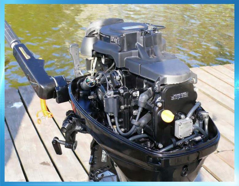 купить лодочный мотор парсун 9.8 л с 2 такта в украине