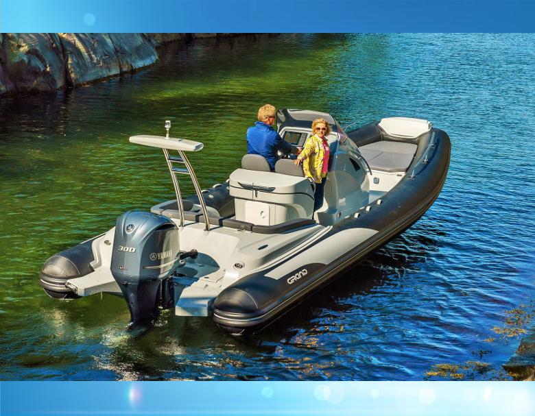 гранд лодки